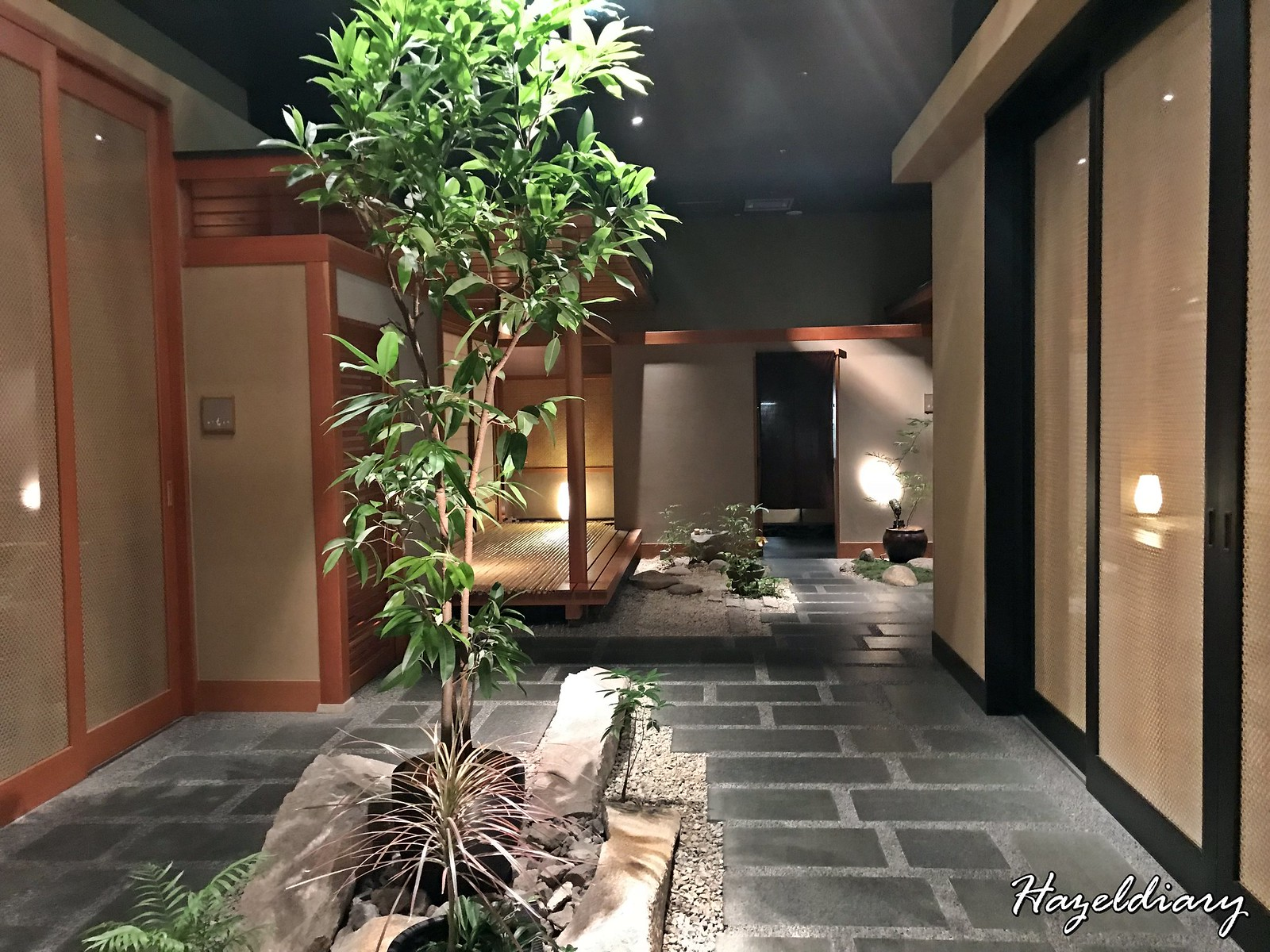 kaiseki soujuan keio plaza hotel tokyo-restaurant interior