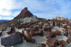 Castolon Tuff Formations