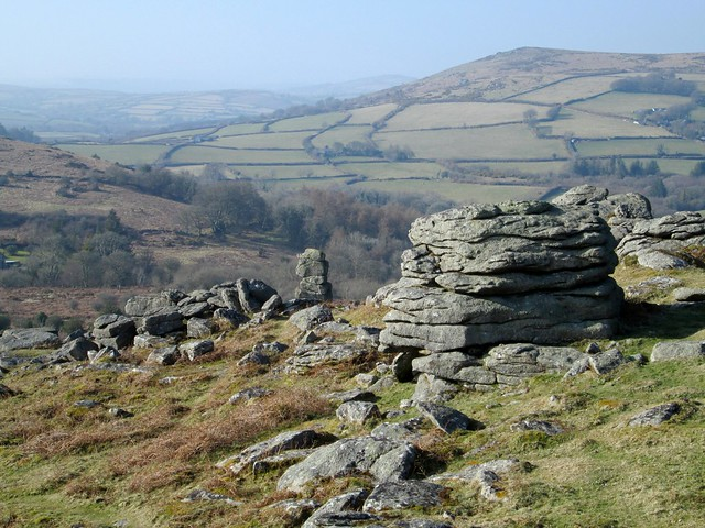 Hayne Down Tor north, Canon POWERSHOT A1300