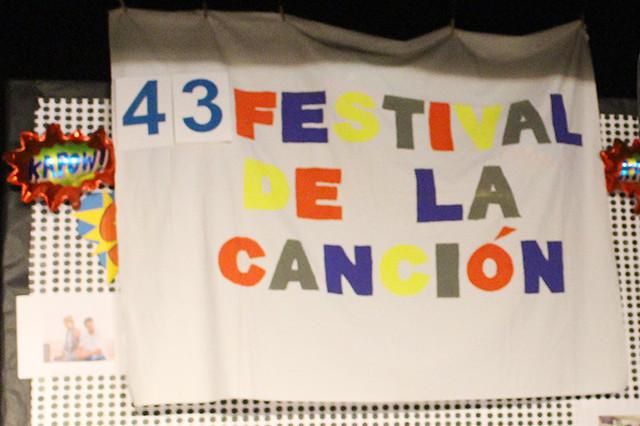 43 Festival de la Canción