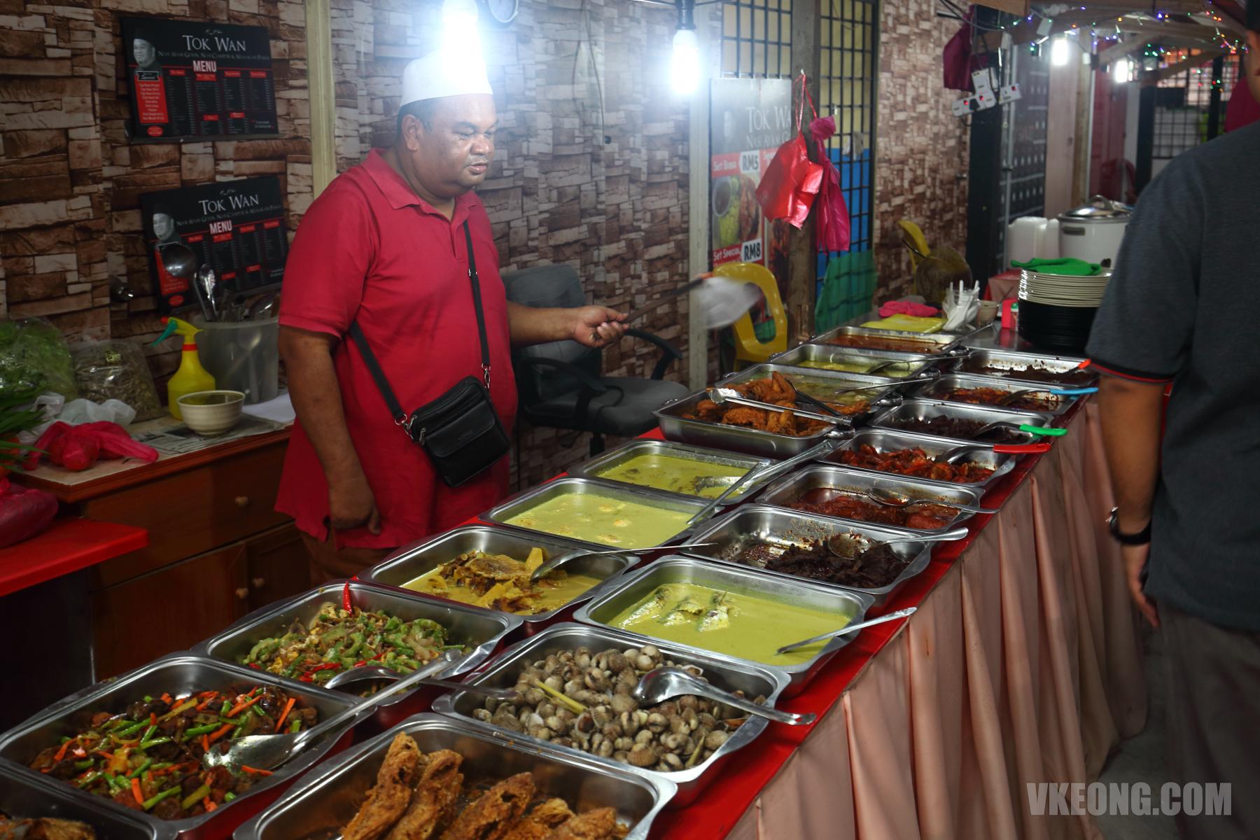 Tokwan-Ayam-Golek-Nasi-Campur