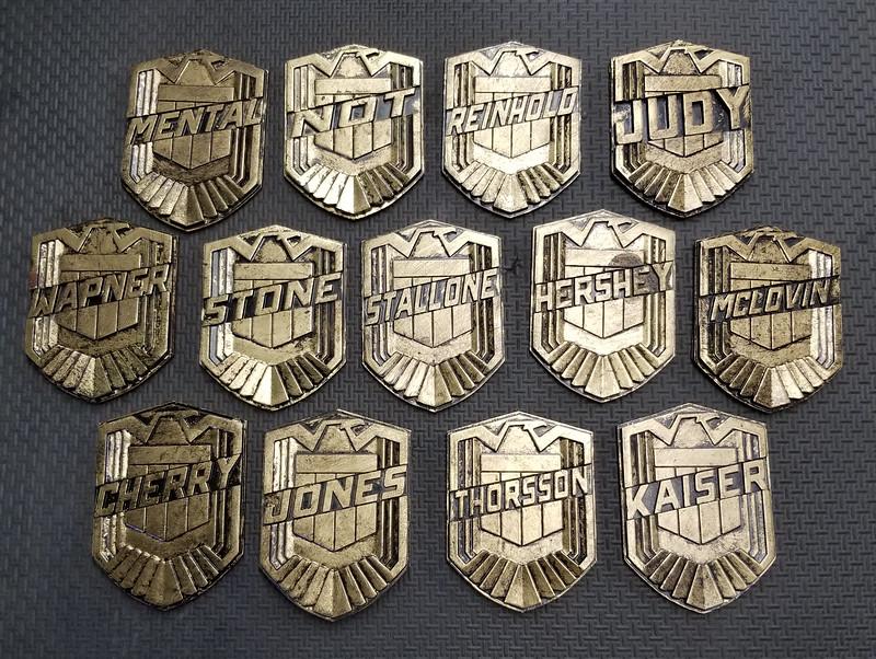 Judge Badges