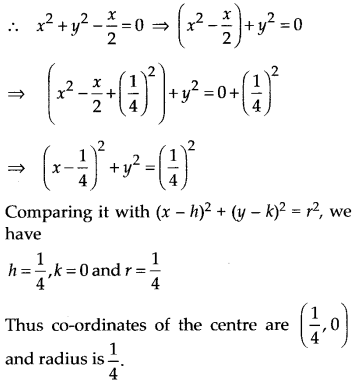 NCERT Solutions for Class 11 Maths Chapter 11 Conic Sections 2
