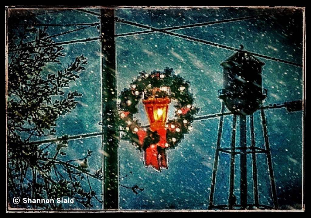 Small Town Christmas Needville Texas Town Christmas Decor Flickr