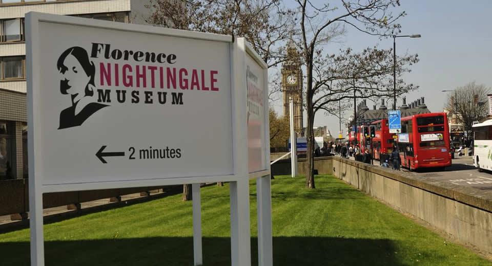 10 kleine musea in Londen: Florence Nightingale Museum Londen (foto met dank aan het Florence Nightingale Museum) | Mooistestedentrips.nl