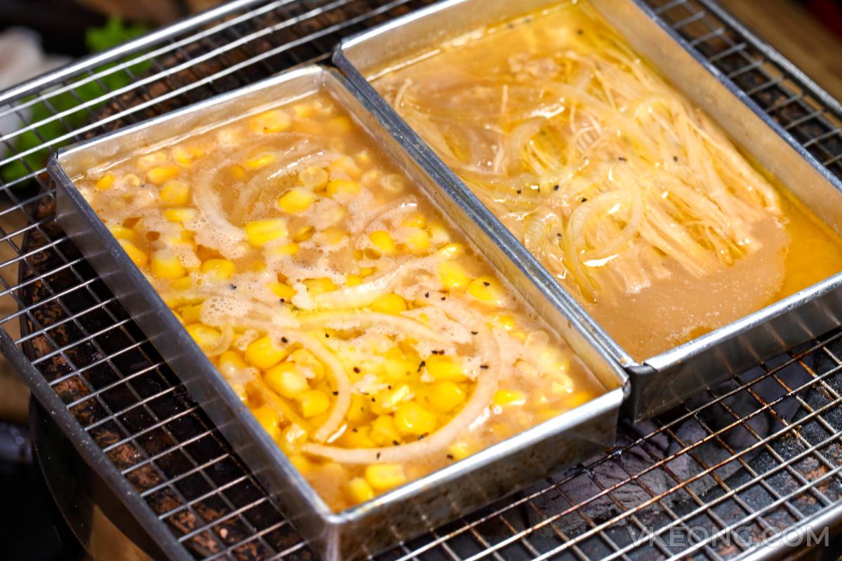 Ukiyo-Osaka-Yakiniku-Butter-Corn-Mushroom