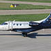 D-IUCR - 2016 build Embraer 500 Phenom 100E, taxiing for departure on Runway 24 at Friedrichshafen during Aero 2018