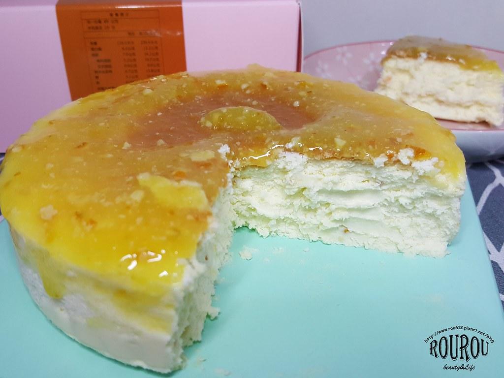 起士公爵美人柑乳酪蛋糕6