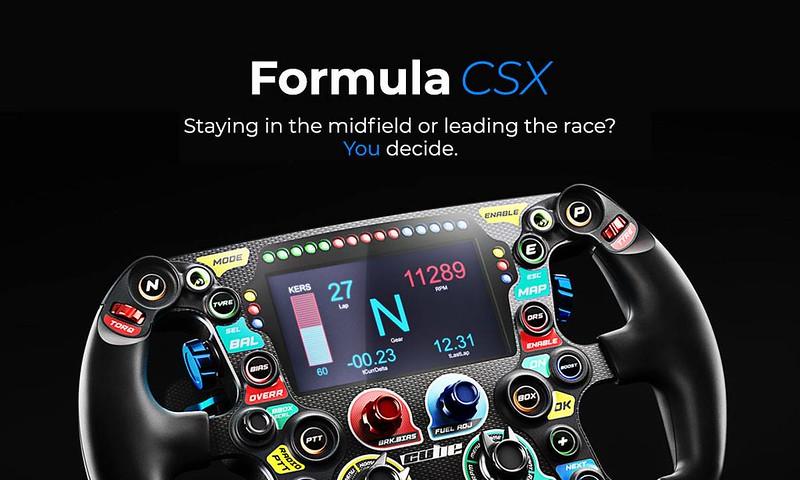 Cube Controls Formula CSX