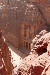 Treasury Viewpoint in Petra (4)
