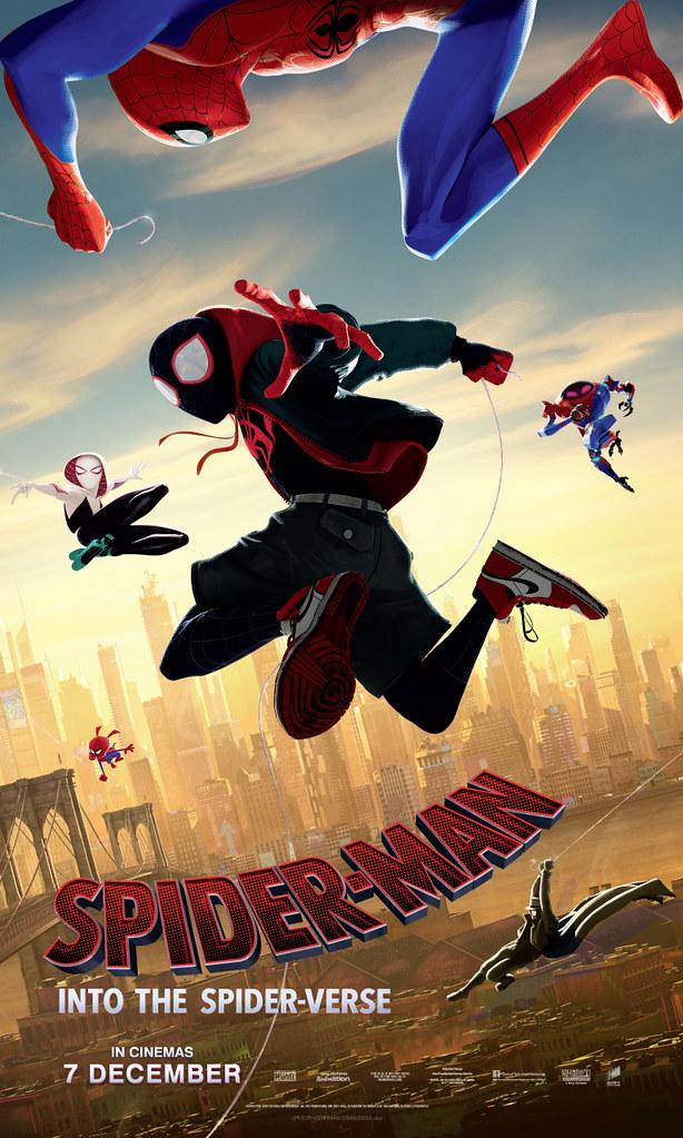 Filem Spider-Man: Into the Spider Verse