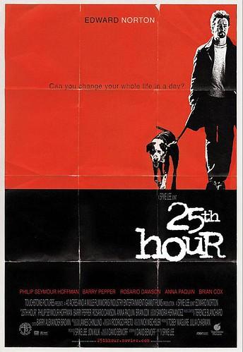 第25小时海报