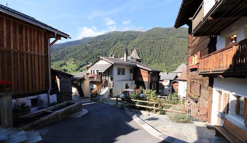 Visoie village