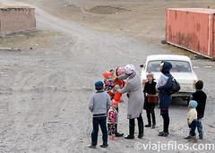 Viajefilos en Kirguistan, Sary Tash 009