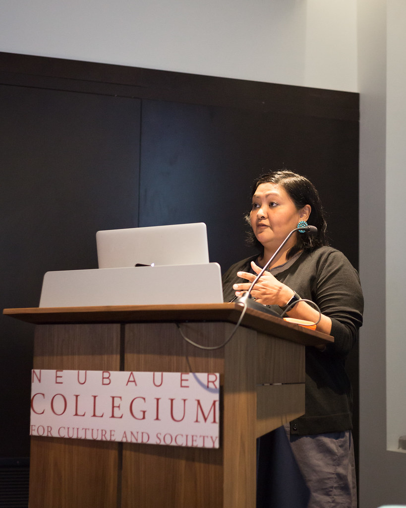 November 1, 2016   Director's Lecture with Anna Tsouhlarakis