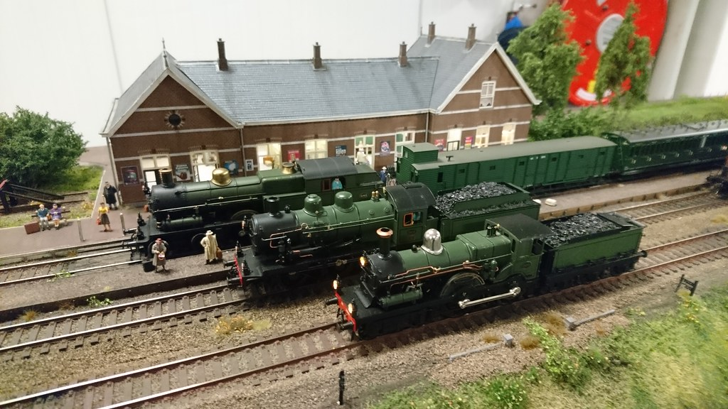Philotrain NS 6003, NS 3404, NS 1800 Brass model locomotives Digital Dcc Sound.