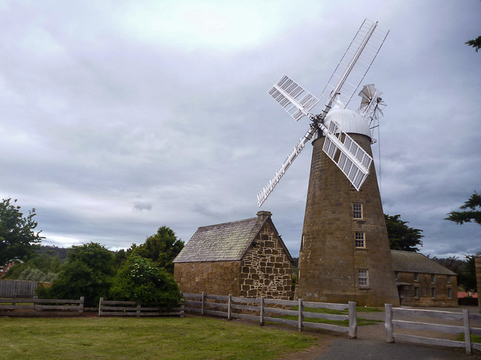 Callington Mill - Oatlands