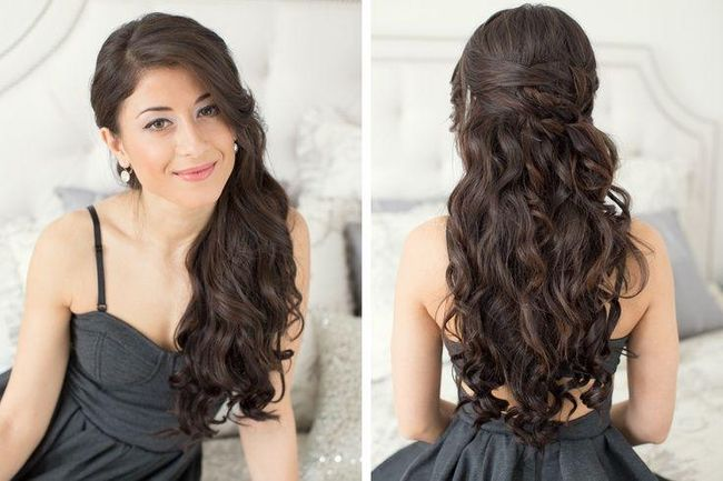 BEAUTIFUL BRAIDS WAVY HAIRSTYLES FOR YOUNGER GIRLS-TRY ONE! 2
