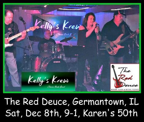 Kelly's Krew 12-8-18