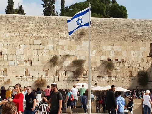 Paola e Roberto in Israele