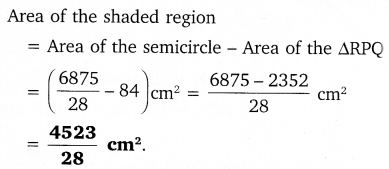 NCERT Solutions for Class 10 Maths Chapter 12 Areas Related to Circles 32