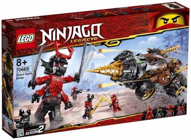 LEGO Ninjago Legacy 2019 70669 01