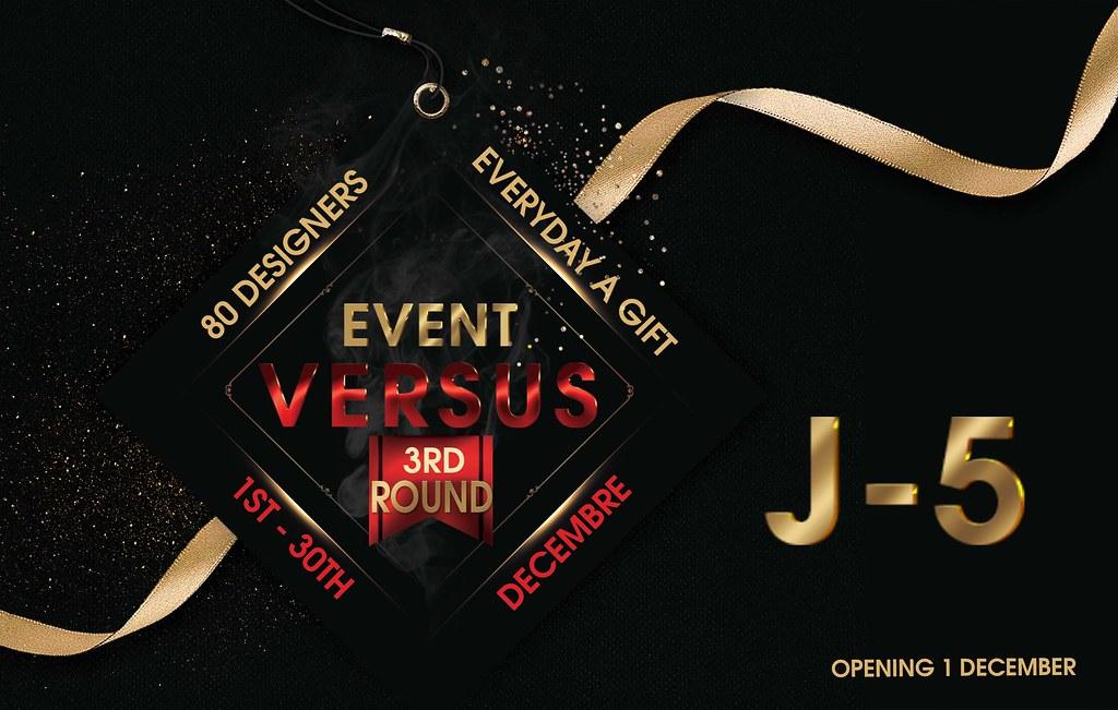 Versus Event 3rd Round J-5 - TeleportHub.com Live!
