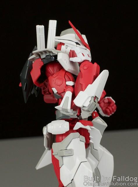 HiRM Astray Red Frame Gundam 23