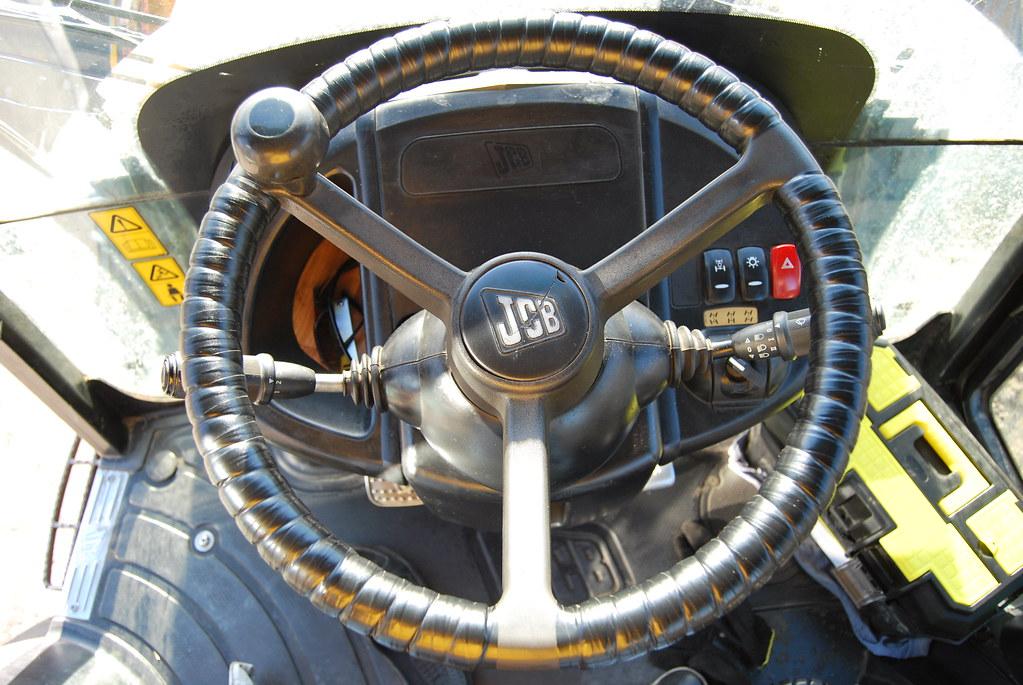 Рулевое колесо с «ленивцем»