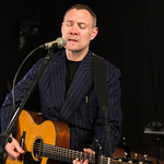 Wed, 12/12/2018 - 10:46am - David Gray Live in Studio A, 12.12.18 Photographer: Brian Gallagher