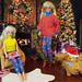 Barbie Hawaiian Fun Doll, Barbie Mermaid 1991 doll, Barbie Spaniel pet