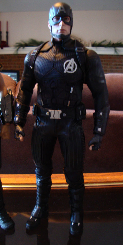 Hot Toys Concept Captain America w/ some changes by AFM 31374514607_8f7eea8575_b
