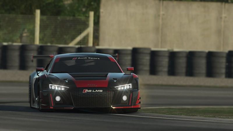 rFactor 2 Audi R8 LMS GT3