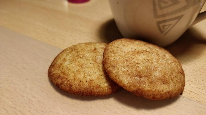 Recept: crunchy kerstkoekjes met kaneel