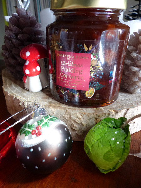 christmas pudding preserve