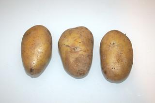 14 - Zutat Kartoffeln / Ingredient potatoes