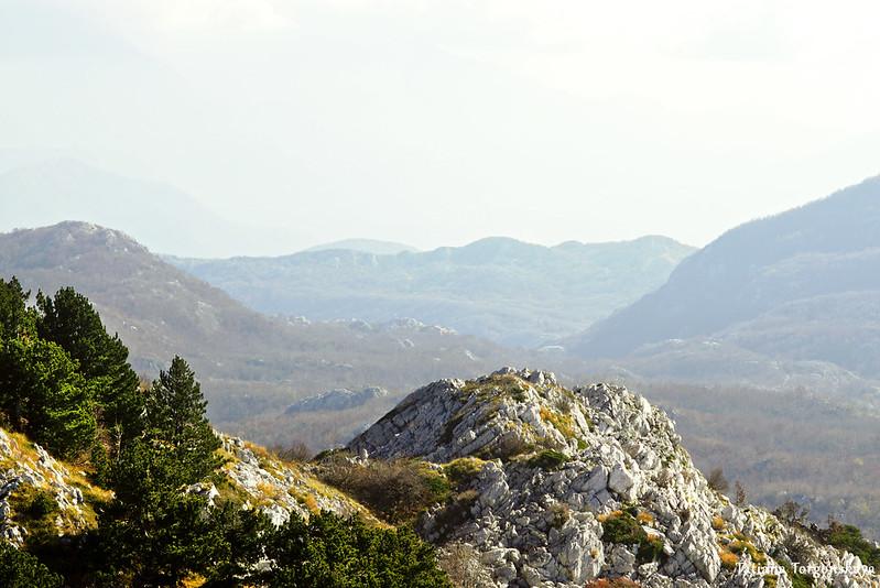 Пейзаж с вершины Борова глава