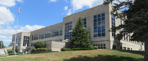 Wood County Courthouse (Wisconsin Rapids, Wisconsin)
