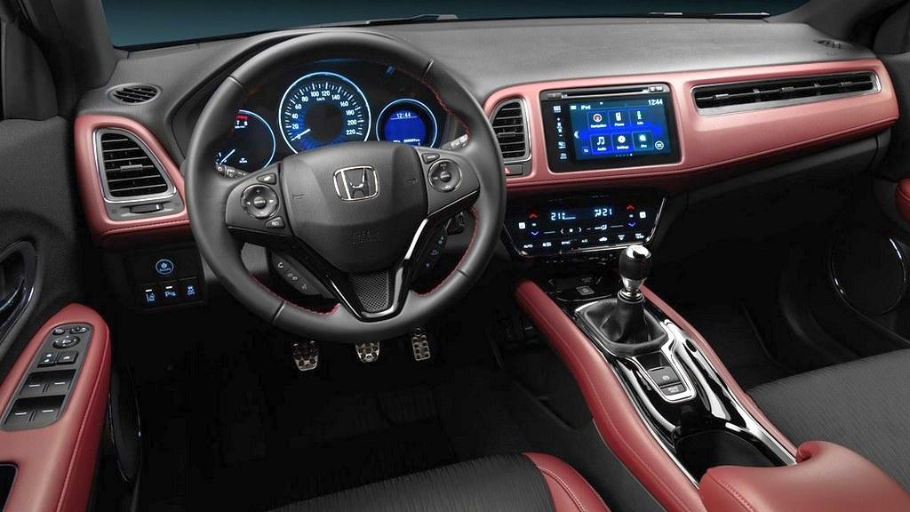 Honda HR-V Sport enterier