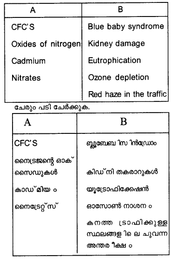 Plus One Chemistry Model Question Papers Paper 3 Q10