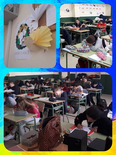 Día de la Paz 1º ESO A