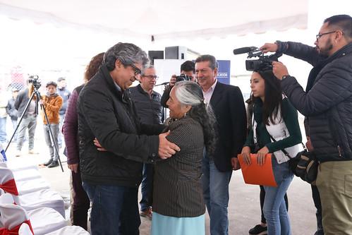 Vuelve la alegría - Reapertura de la Escuela Río Cenepa en Chunchi