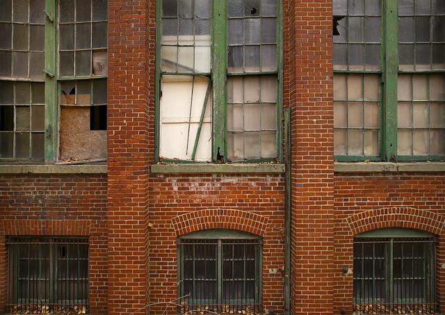 Silk Factory Facade