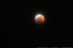 Eclipse of the Super Blood Wolf Moon   Beavercreek, …