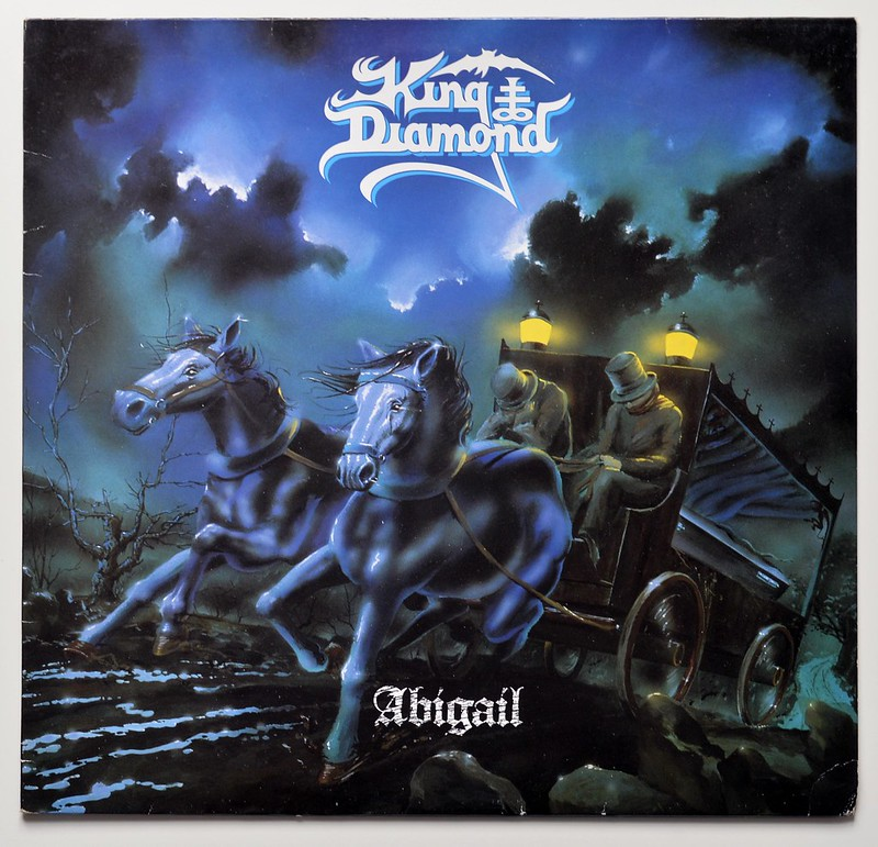 A0583 KING DIAMOND Abigail