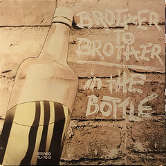 BROTHER TO BROTHER:IN THE BOTTLE(JACKET A)