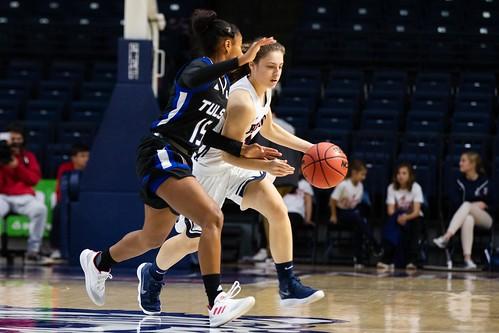 Women's Basketball vs Tulsa 2018