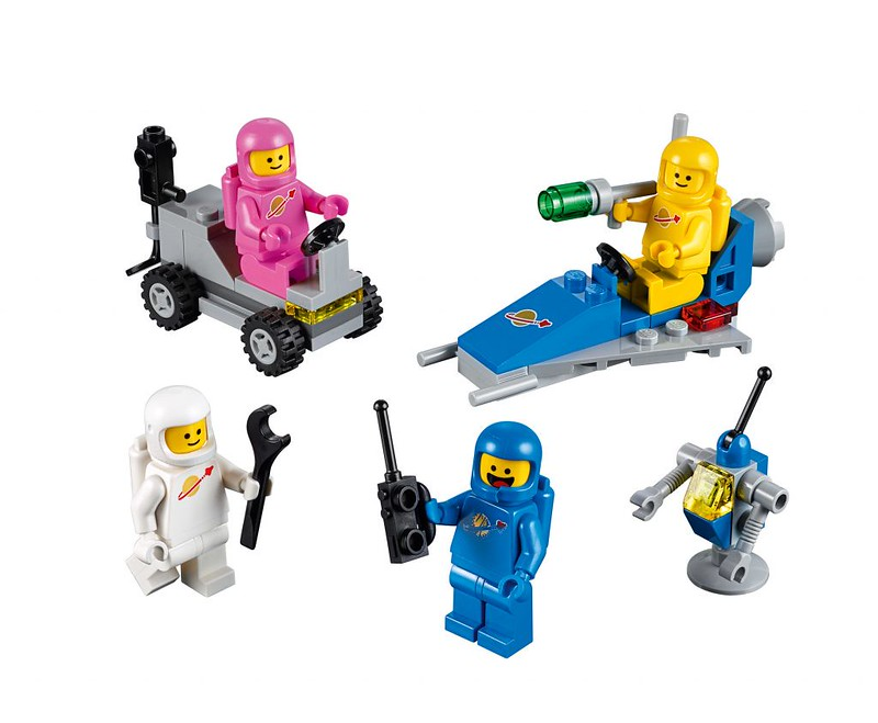 Benny's Space Squad (70841)