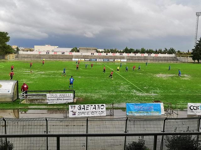 Noicattaro. calcio intero