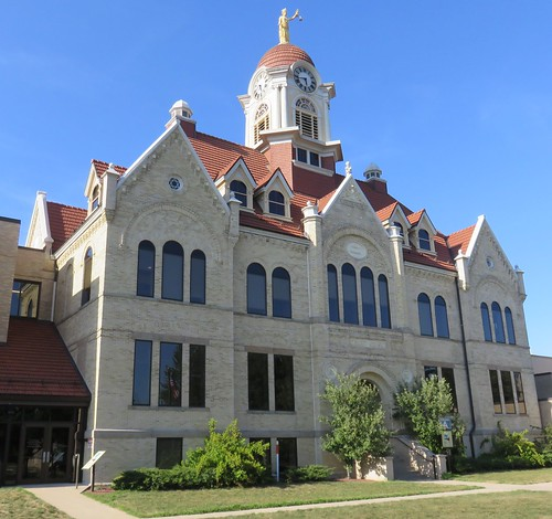Oconto County Courthouse (Oconto, Wisconsin)